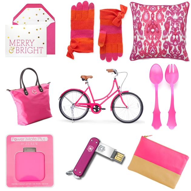 Holiday gift guide think pink domestikatedlife holiday gift guide think pink negle Gallery