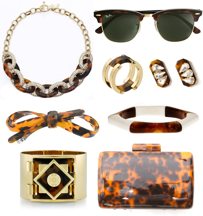 Tortoise Shell Accessories