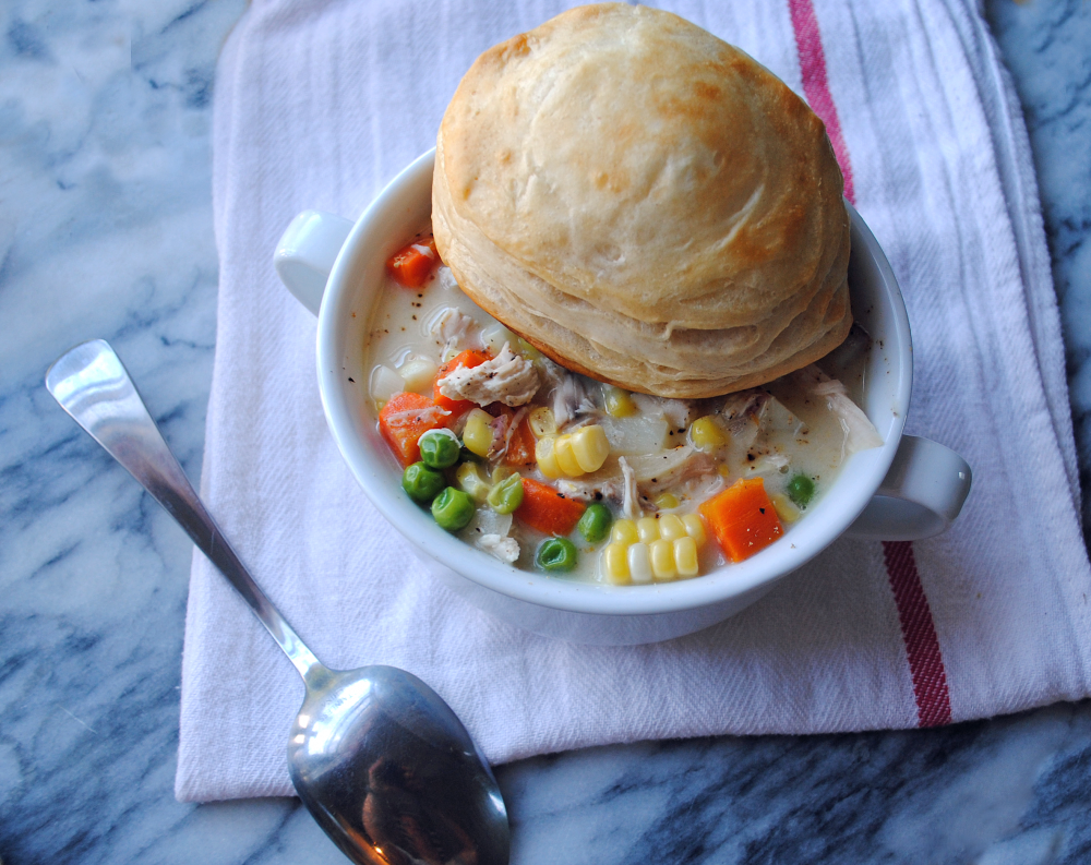 Chicken Pot Pie Soup 1