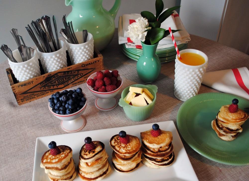 Pancake Stacker 6