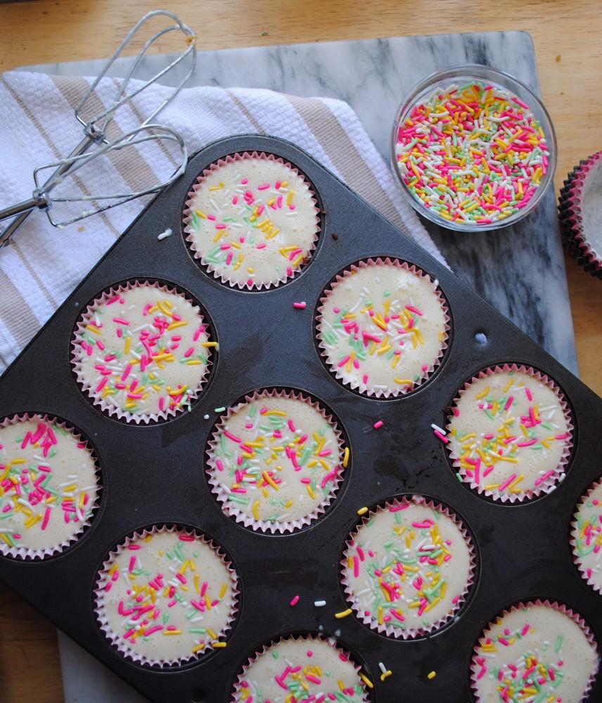 Funfetti Cheesecake Bites 4