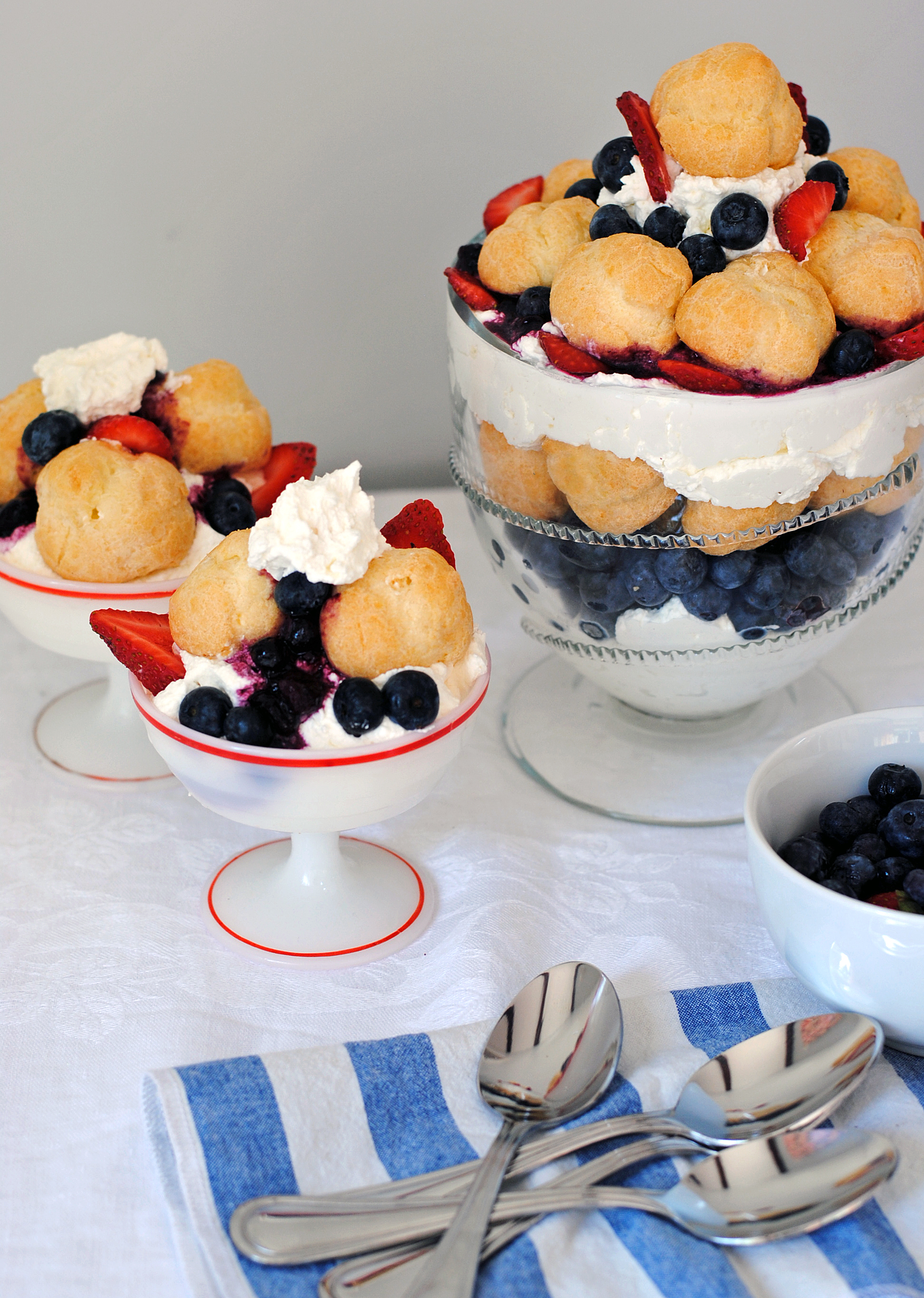 Creme Puff Trifle 6