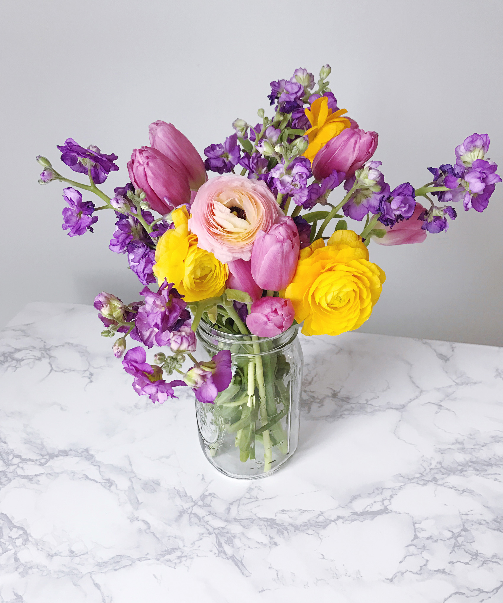 SPRING Tricycle FLOWER ARRANGEMENT Large by EverythingFloral |Large Spring Floral Arrangements
