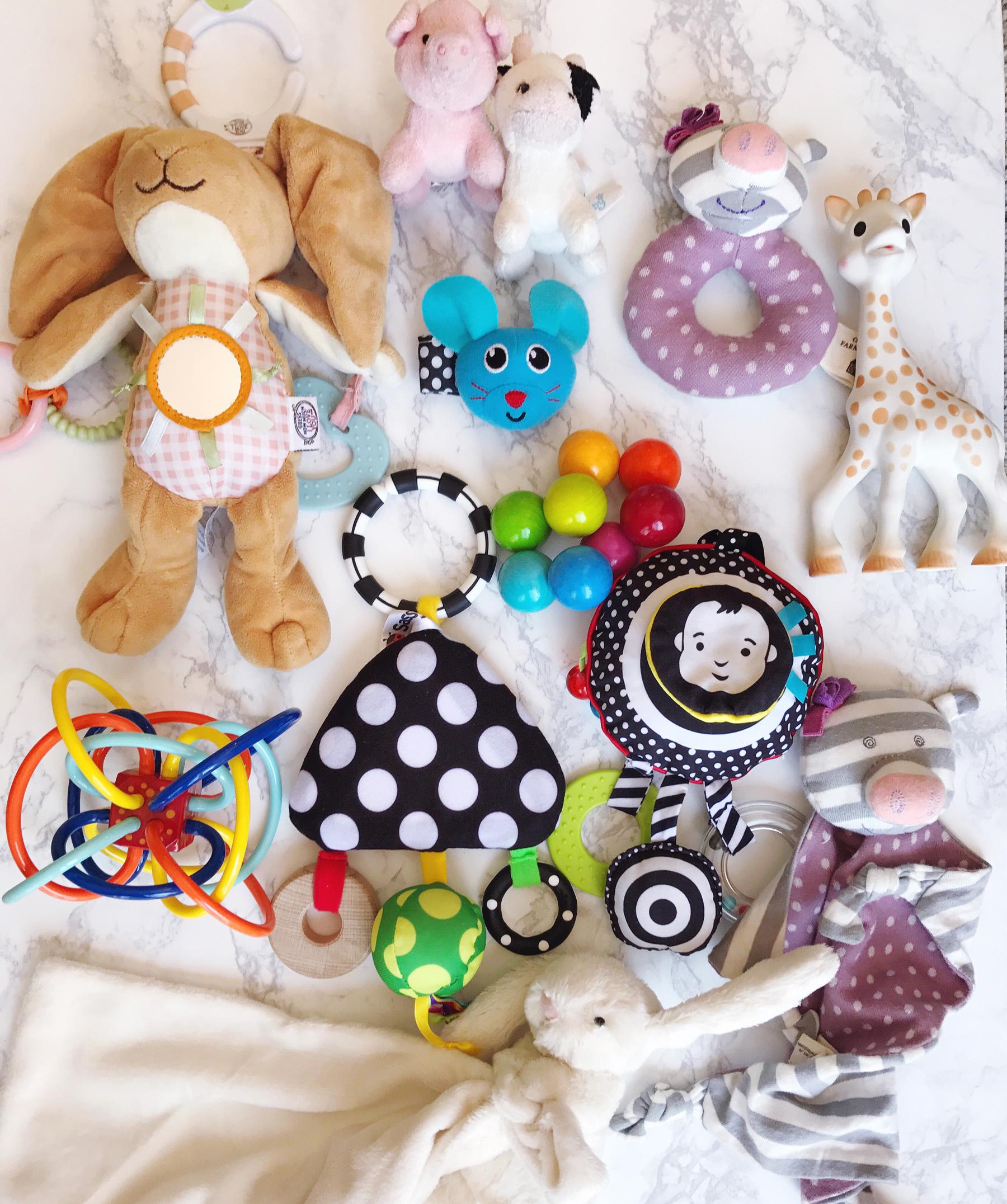 The Best Infant Toys DomestikatedLife