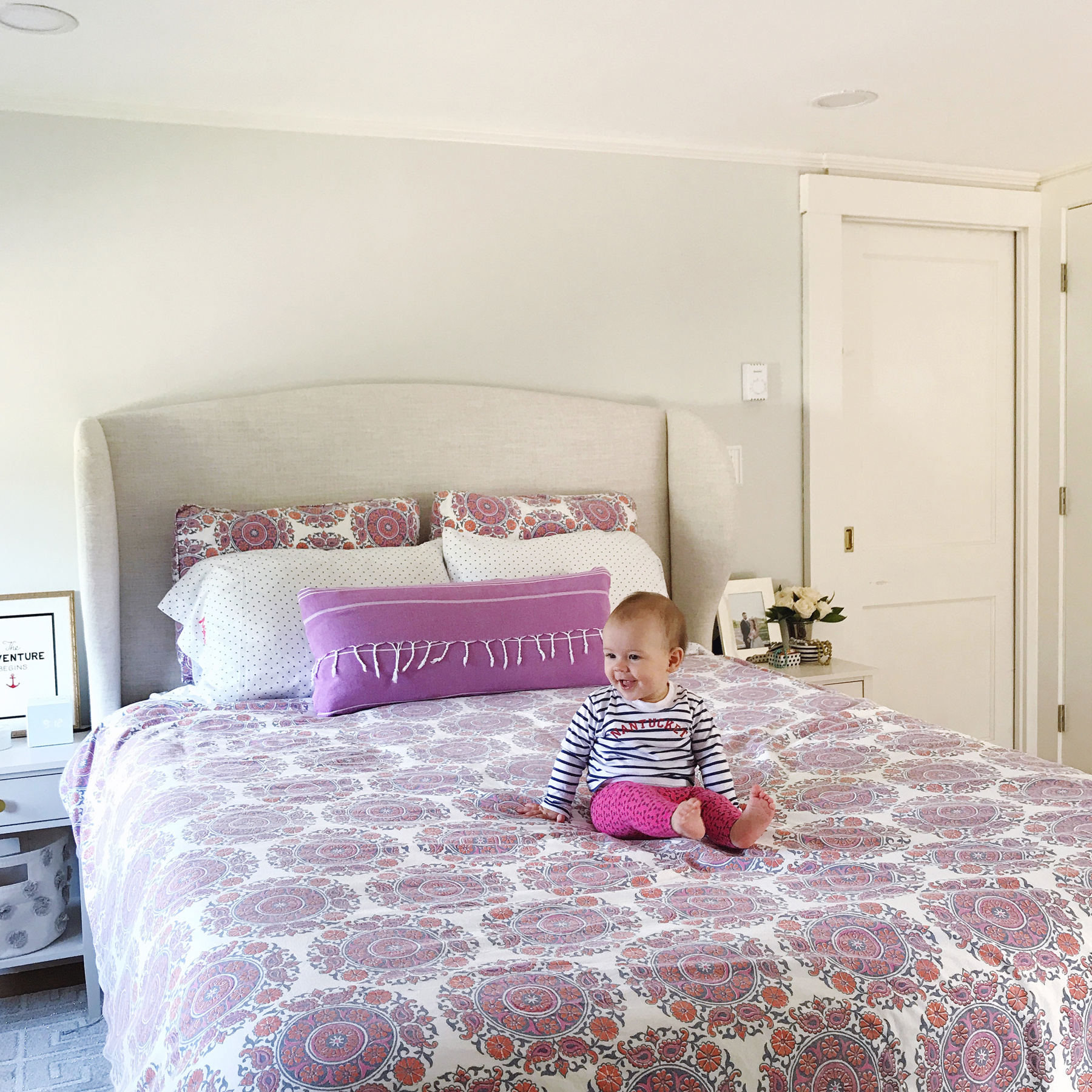 Master Bedroom Makeover Domestikatedlife Boston Lifestyle Blog