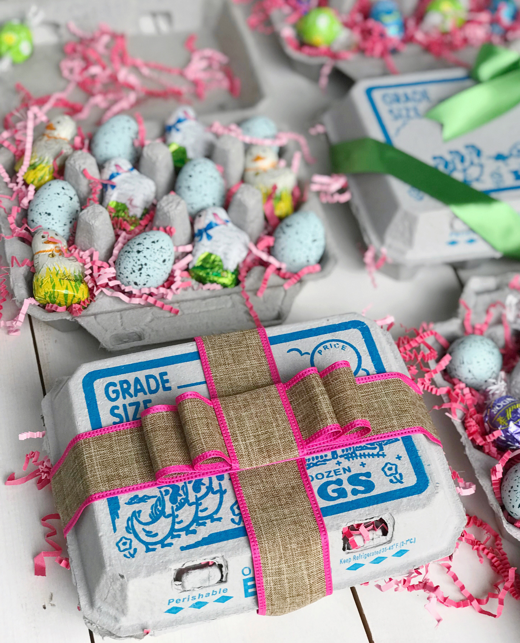 Easter hostess gifts domestikatedlife easter egg crate hostess gift 1g negle Choice Image