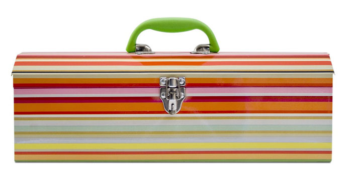 Alice Supply Co. Modern Toolbox via delight dot com