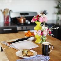 A Glamorous Kitchen.