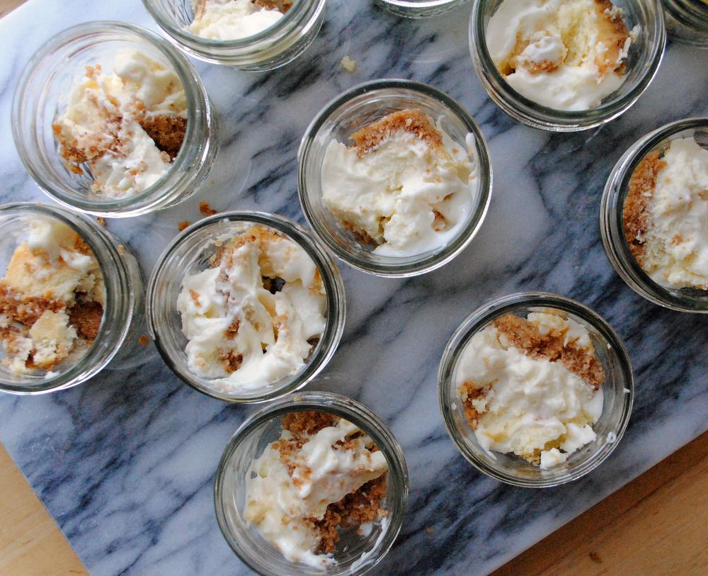 Frozen Cheesecake Jars 6