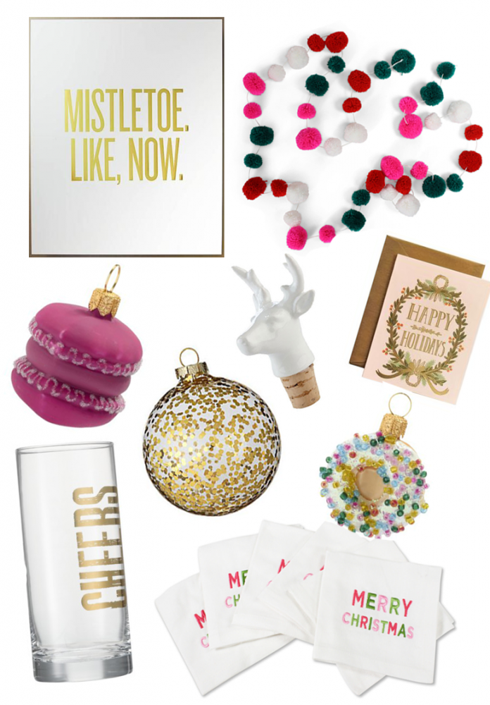 CHristmas Decoratoins