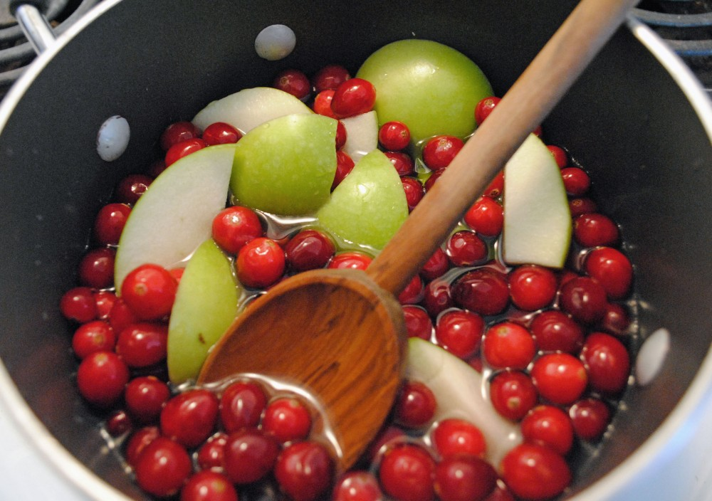 Cran-Apple Simple Syrup2