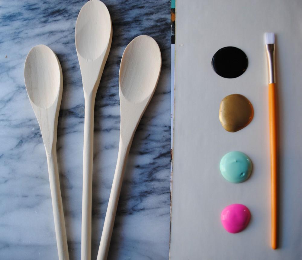 DIY Spoon Set 2