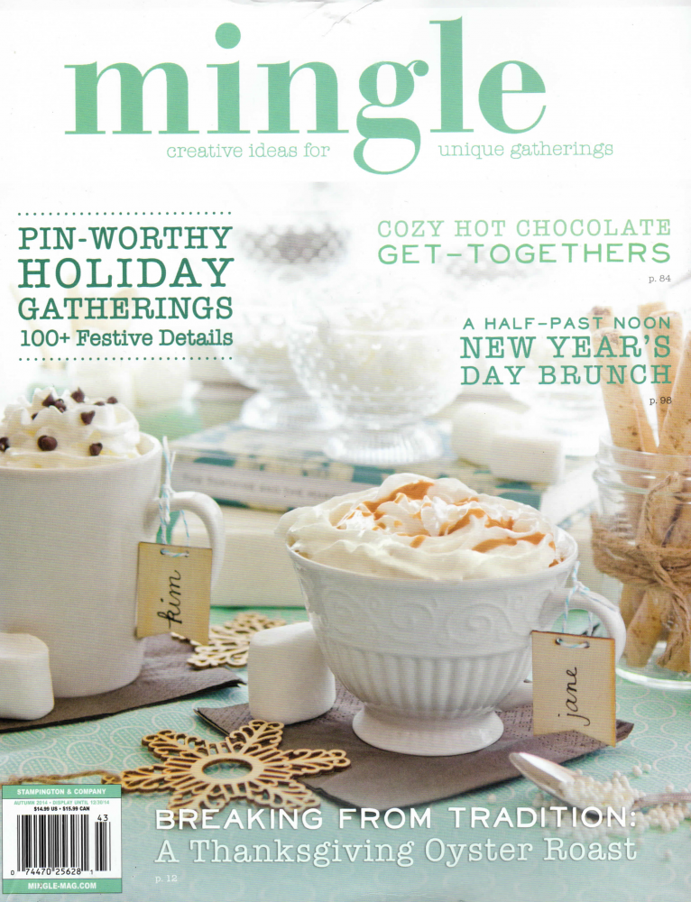 Mingle Magazine 1