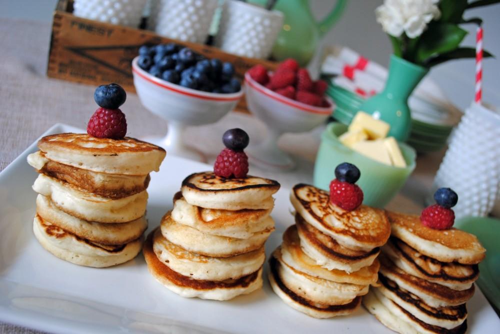 Pancake Stacker 1