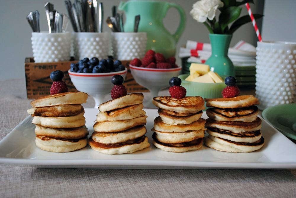 Pancake Stacker 8