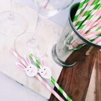 Bunny Straws.