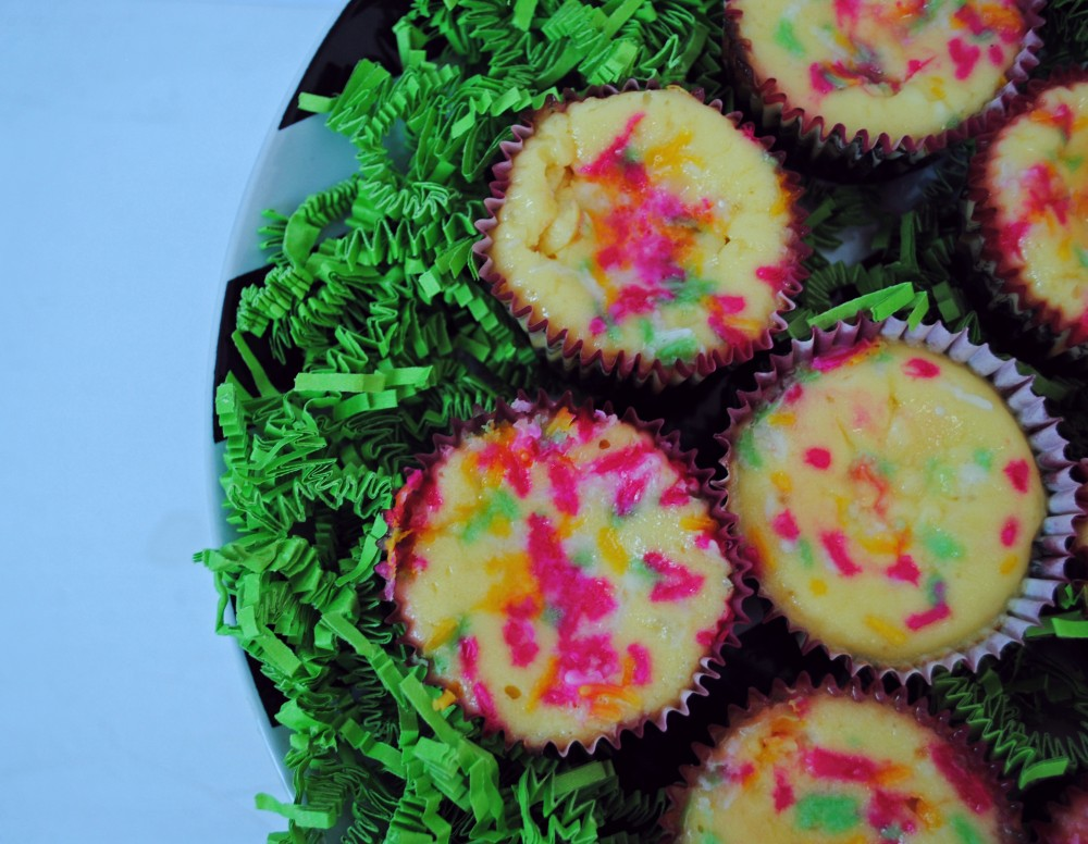 Funfetti Cheesecake Bites 7