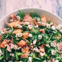 A Simple Summer Salad.