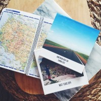 Travel Photo Books.