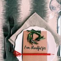 DIY Thanksgiving Table Details.