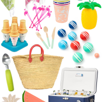 Summer Party Supplies.