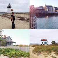 Nantucket Babymoon.