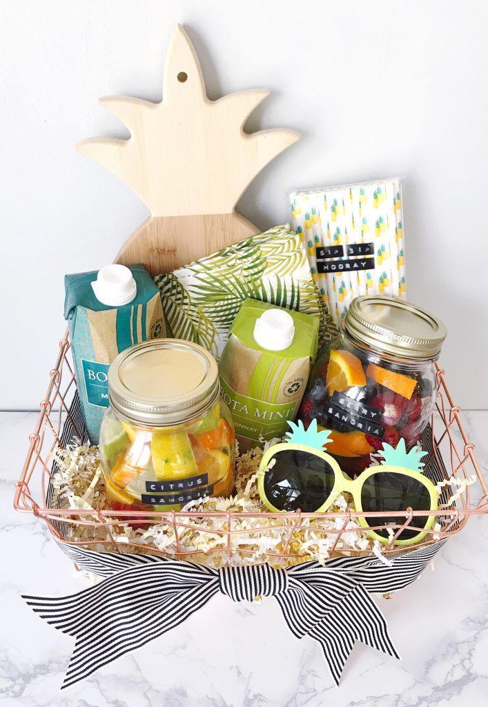 Sangria Hostess Gifts Domestikatedlife