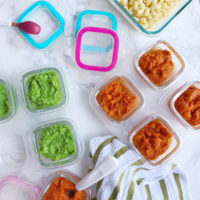 Baby Foodie - Starting on Solids and Making Homemade Baby Food.