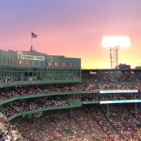 A Night at Fenway Park.