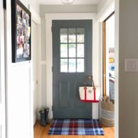 Back Entryway Makeover.