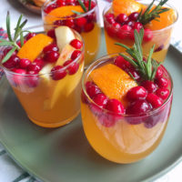 Holiday Sangria.