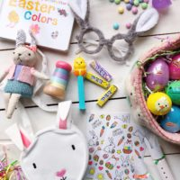 Easter Basket Ideas.