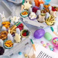Toddler Snack Ideas for Easter.