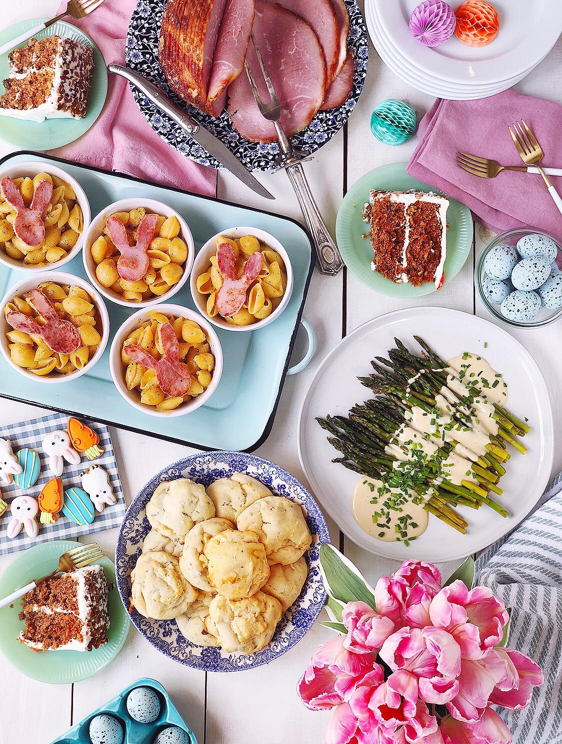 Quick Prep Easter Dinner Menu Domestikatedlife