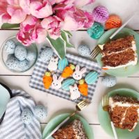 20 Easter Recipes, DIYs and Entertaining Ideas.