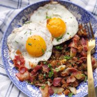 Savory Breakfast Hash.