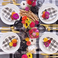 A Double-Duty Fall Tablescape.