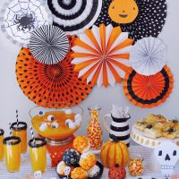 Sweet and Spooky Halloween Party Ideas.