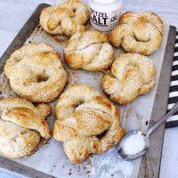 Be a Better Baker Challenge: Pretzels