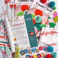 Family Circle #HolidayHacks.