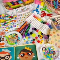 Favorite Creative Toys and Craft Supplies for Toddlers.