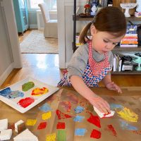 7 Easy Toddler Craft Projects.