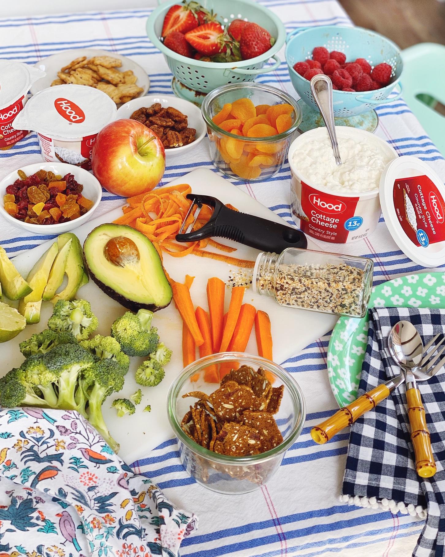 Quick Lunch Snack Plates Domestikatedlife