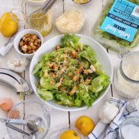From Scratch: Caesar Salad Dressing.