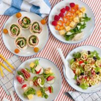 Fun Back to School Lunches with Little Leaf Farms.