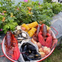 How to Host a One-Pot New England Lobster Bake.